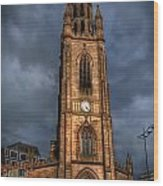 Church Of Our Lady - Liverpool Wood Print by Yhun Suarez