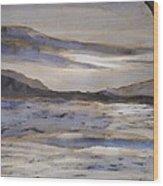 Desolate Wood Print by Nicla Rossini