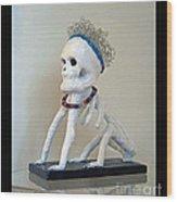 Dogman -2012 Wood Print by Tammy Ishmael - Eizman