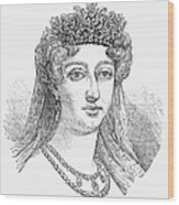 Duchess Of AngoulÊme Wood Print by Granger
