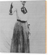 Elizabeth Gurley Flynn 1890-1964, Labor Wood Print by Everett