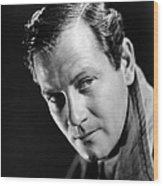 Foreign Correspondent, Joel Mccrea, 1940 Wood Print by Everett