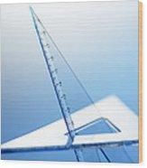 Geometry Set Wood Print by Tek Image