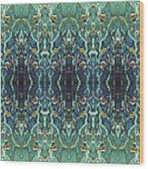 Graceleavz  Wood Print by Sue Duda