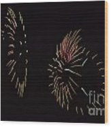Have A Fifth On The Fourth Wood Print by Susan Candelario