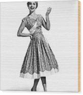Hit The Deck, Jane Powell, 1954 Wood Print by Everett