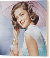 How To Marry A Millionaire, Lauren Wood Print by Everett
