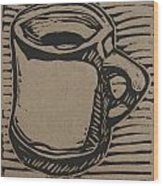 Java Wood Print by William Cauthern