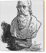 John Amos Comenius Wood Print by Granger