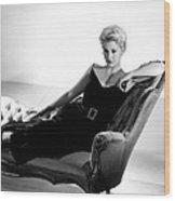 Kim Novak, Columbia Pictures, 1950s Wood Print by Everett