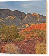 Lake Mead Recreation Area Wood Print by Dean Pennala