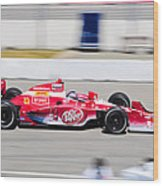Marco Andretti At Toronto Indy Wood Print by Jarvis Chau