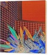 My Vegas City Center 59 Wood Print by Randall Weidner