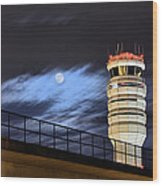 Night Watch Wood Print by JC Findley