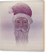 Old Saint Nicholas Wood Print by David Dehner