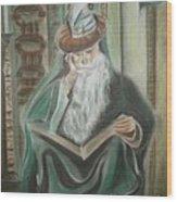 Omar Khayyam Wood Print by Prasenjit Dhar