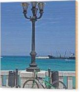 Otranto - Apulia Wood Print by Joana Kruse