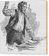 Owen Lovejoy (1811-1864) Wood Print by Granger