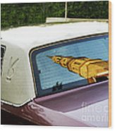 Pimpmobile Wood Print by Joyce Weir