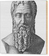 Publius Pertinax (126-193) Wood Print by Granger