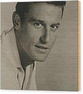Roddy Mcdowall 1928-1998 In 1965 Wood Print by Everett