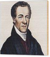 Samuel E. Cornish Wood Print by Granger