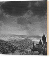 Schloss Wernigerode Wood Print by Simon Marsden