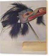 Sea Raven Wood Print by Shane  Tweten