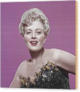 Shelley Winters, 1950s Wood Print by Everett