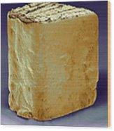 Smallest Book, Sem Wood Print by Volker Steger