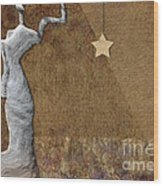 Stone Men 30-33 - Les Femmes Wood Print by Variance Collections
