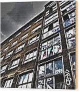 Stralauer Platz 29 - 31  Wood Print by Juergen Weiss