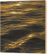 Sunset Reflections Wood Print by Dustin K Ryan