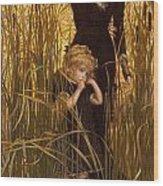 The Orphan Wood Print by James Jacques Joseph Tissot