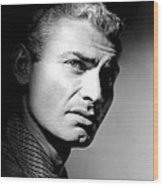 The Spoilers, Jeff Chandler, 1955 Wood Print by Everett