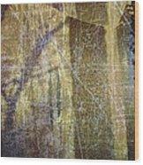 Through A Glass Darkly Wood Print by Odd Jeppesen