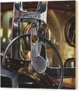 Time Machine 1922 Wood Print by Steven  Digman
