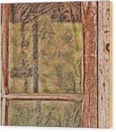 Vintage Diy Wood Print by Bonnie Bruno