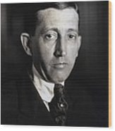 Will Hays 1879-1954, The First Wood Print by Everett