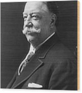 William Howard Taft - President Of The United States Of America Wood Print by International  Images