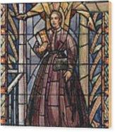 Sally Tompkins (1833-1916) Wood Print by Granger
