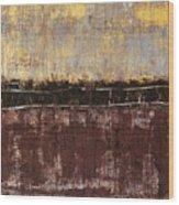 Untitled No. 4 Wood Print by Julie Niemela