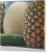 9720 Wood Print by Jim Simms