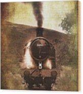 A Bygone Era Wood Print by Meirion Matthias