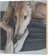 Bauregard Wood Print by Charlotte Yealey