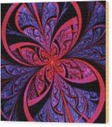 Bipolar Wood Print by John Edwards