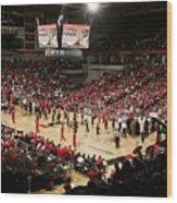 Cincinnati Bearcats Fifth Third Arena Wood Print by Replay Photos