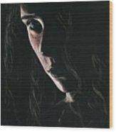 Enchantress Wood Print by Richard Young