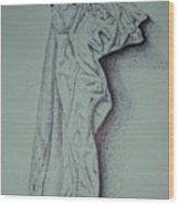 Fac Fidelis Wood Print by SAIGON De Manila