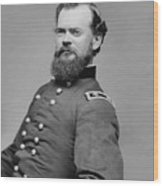 General James Mcpherson  Wood Print by War Is Hell Store